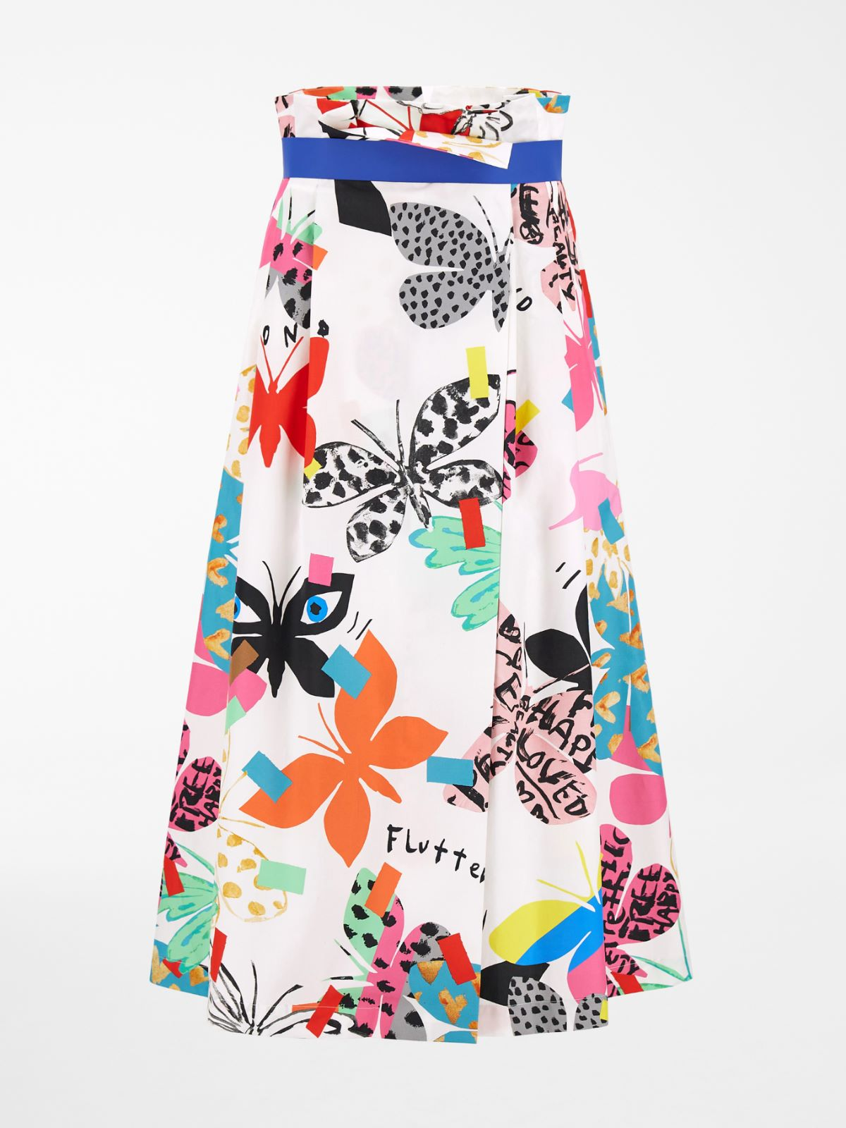 Flutterflies  skirt Weekend Maxmara