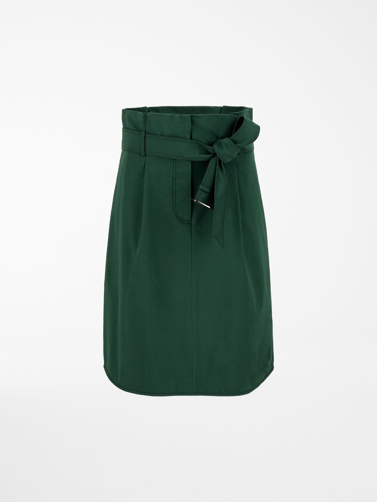Cotton sateen skirt Weekend Maxmara
