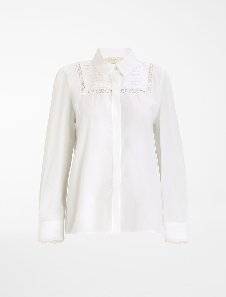Cotton muslin shirt Weekend Maxmara