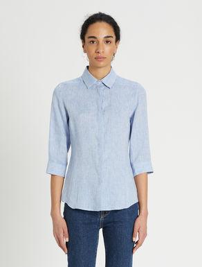 Linen fabric shirt Weekend Maxmara