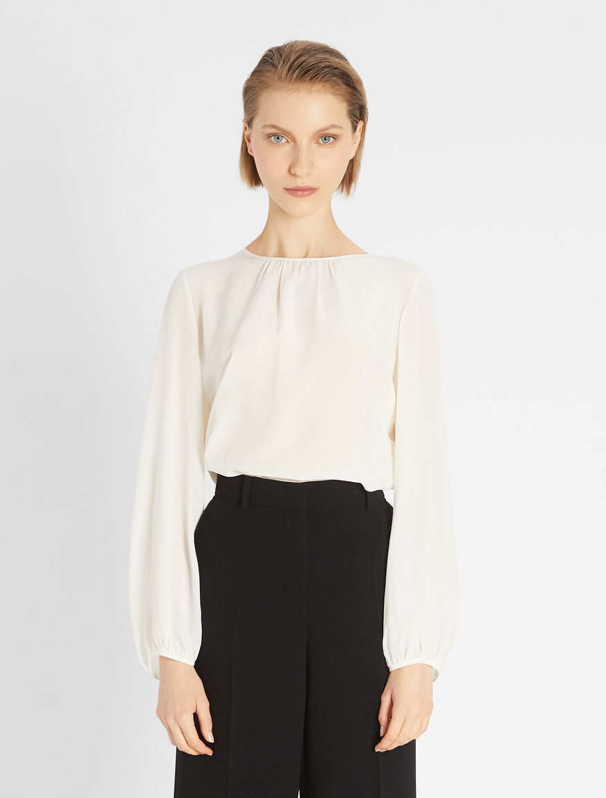 Cotton jersey blouse Weekend Maxmara