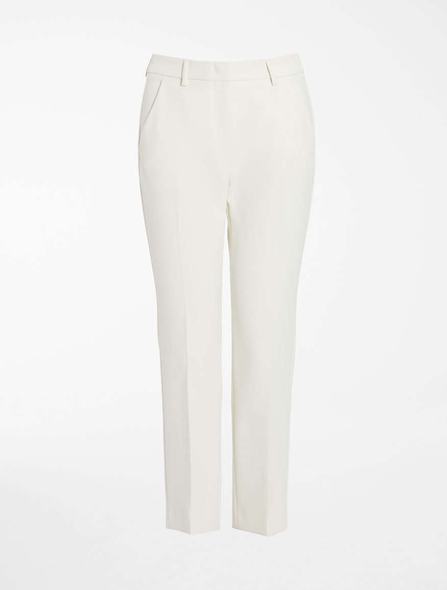 Viscose canvas trousers Weekend Maxmara