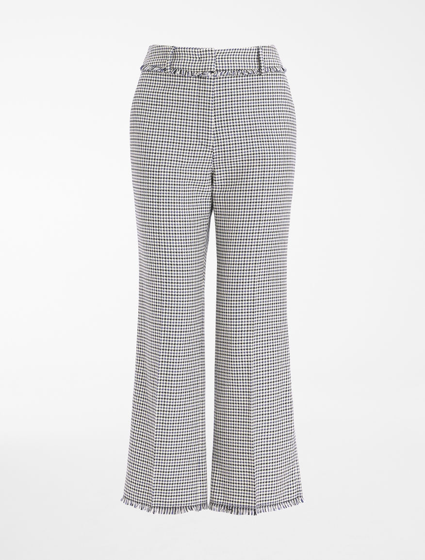 Cotton cordonnet trousers Weekend Maxmara