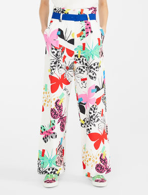 Flutterflies  trousers Weekend Maxmara