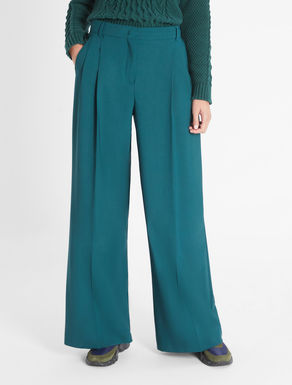Woollen cloth trousers Weekend Maxmara