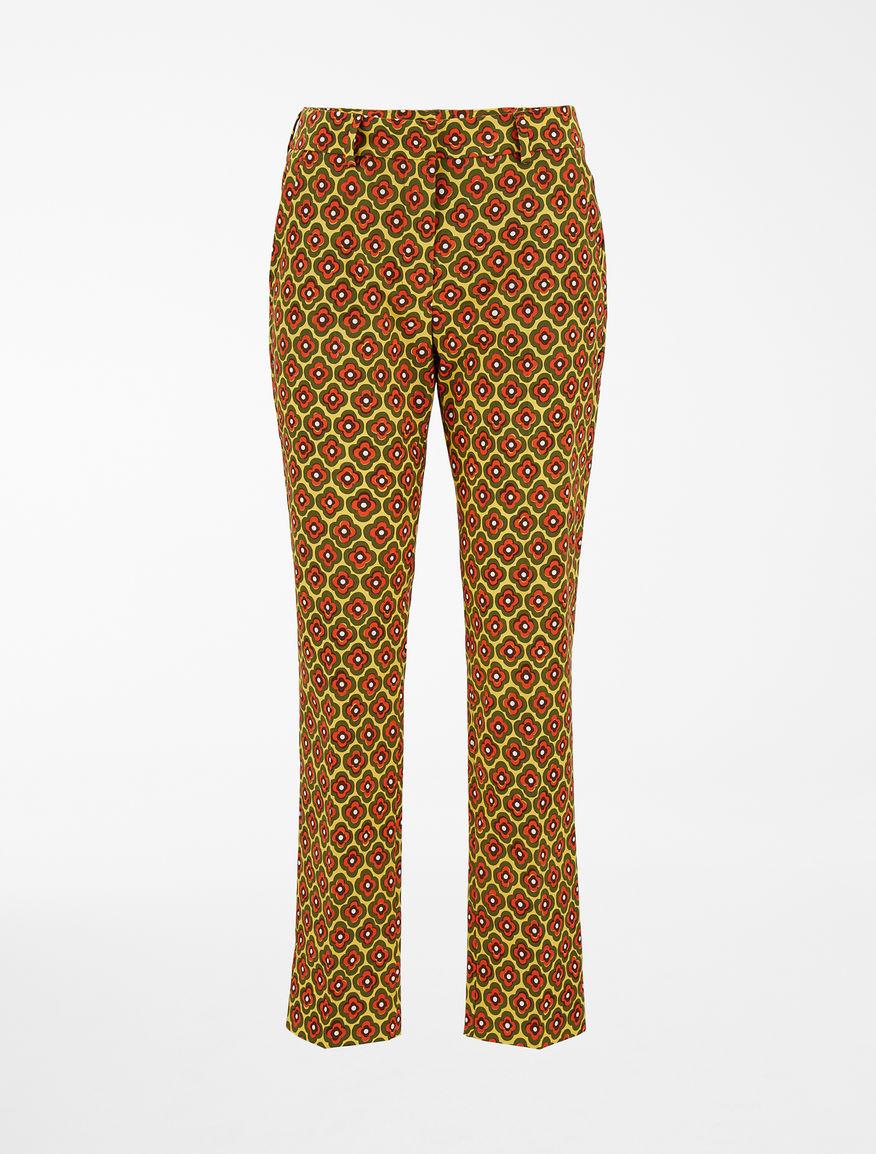 Pantaloni in faille di cotone Weekend Maxmara