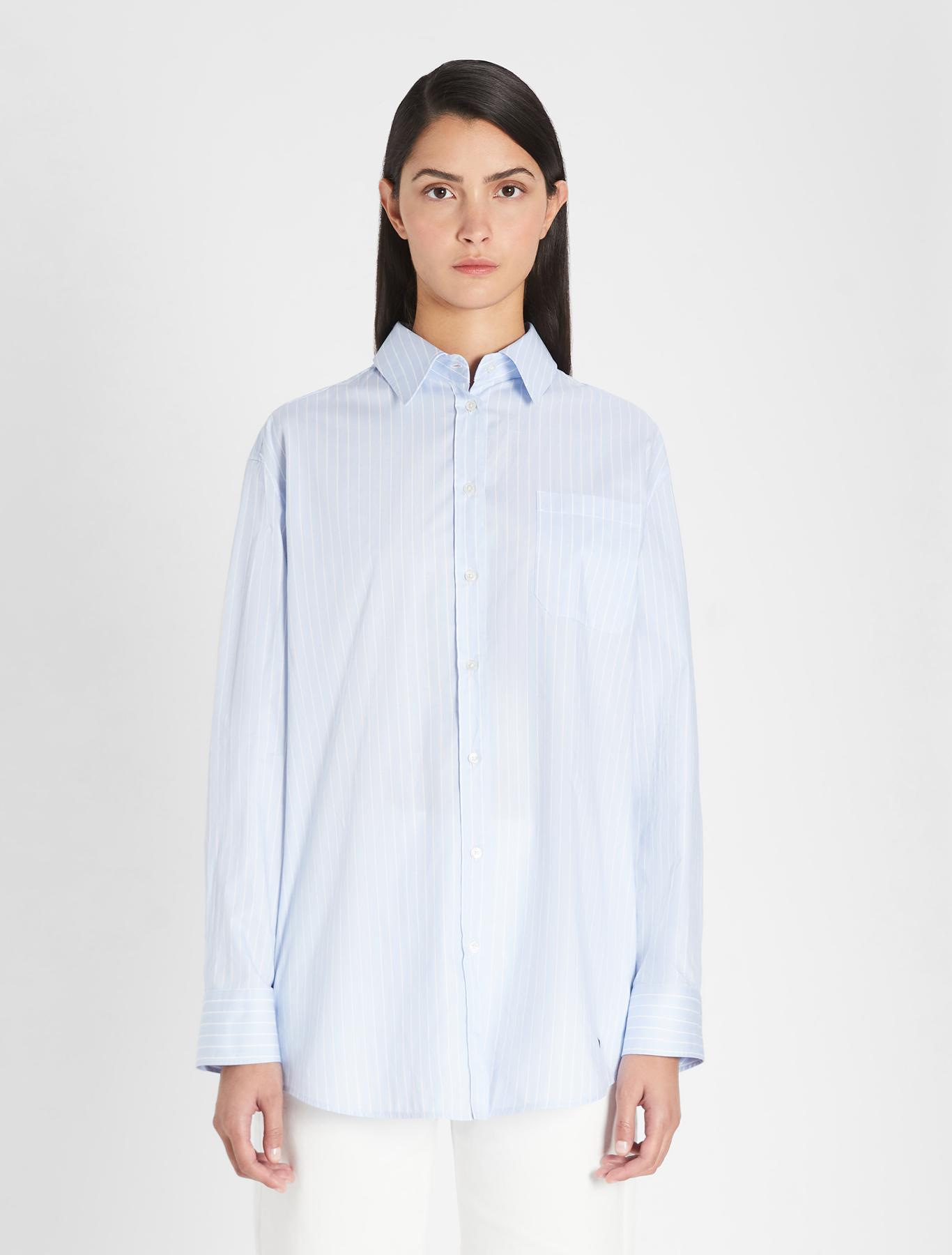 IBLUES MAX MARA robe marine Flare Jersey de coton pandoro RRP £ 159 BG