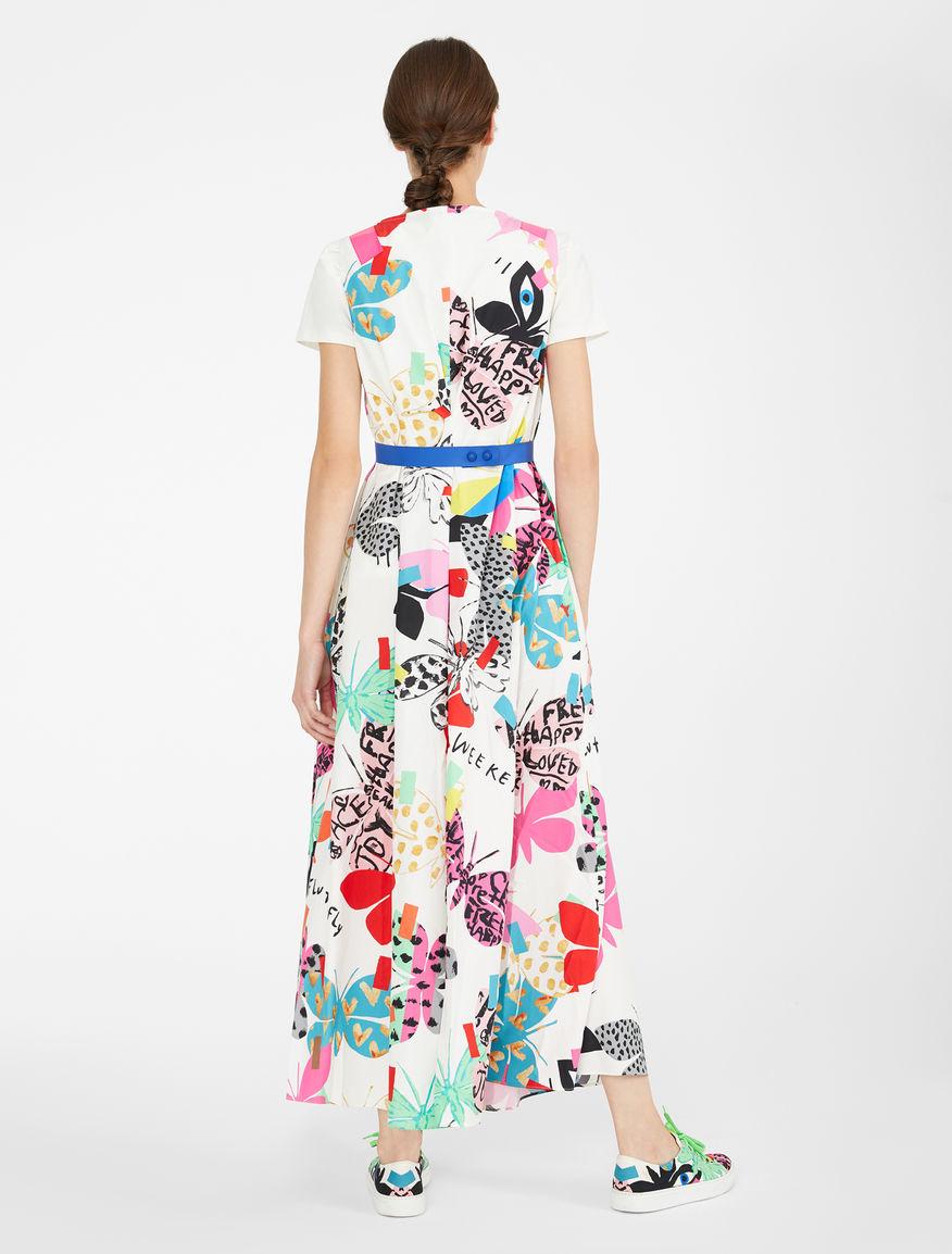 Flutterflies dress Weekend Maxmara