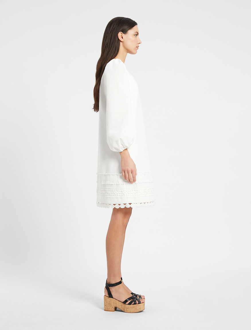 Cotton faille dress Weekend Maxmara