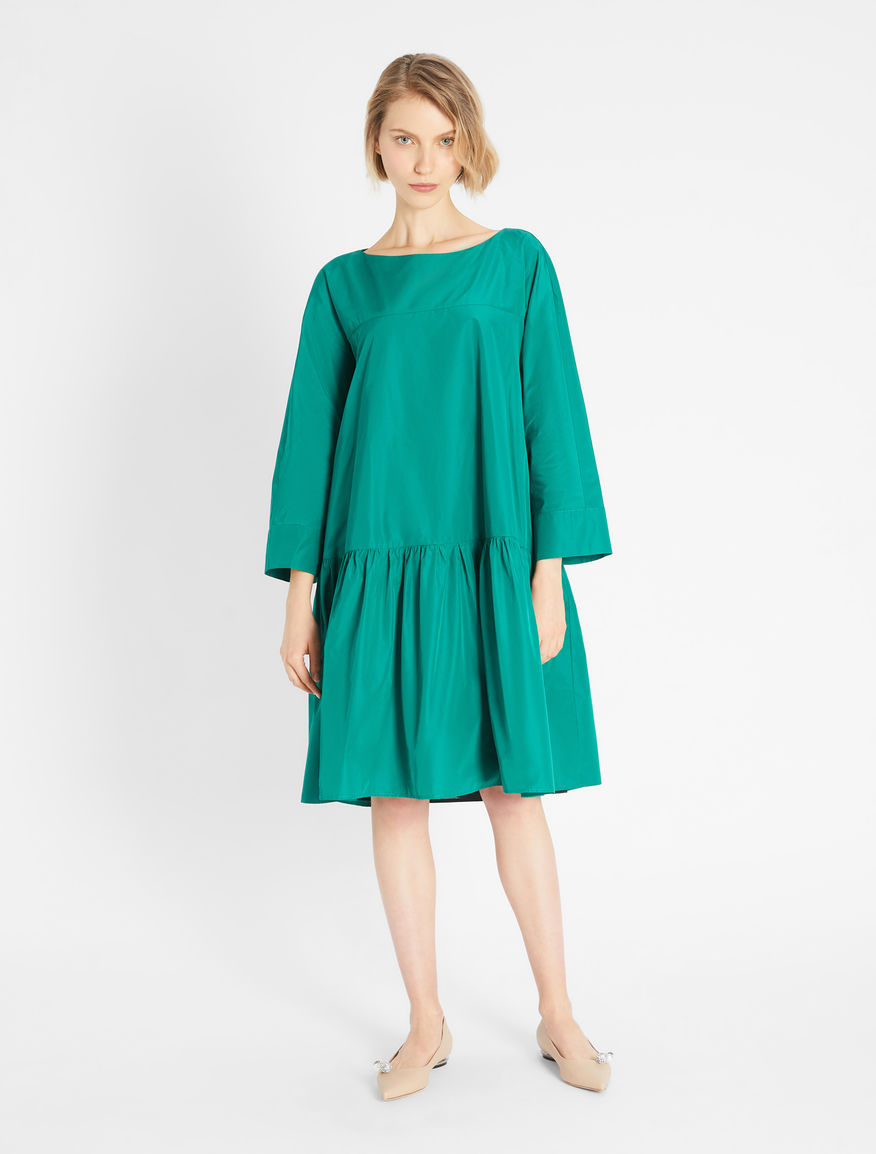 Cotton taffeta dress Weekend Maxmara