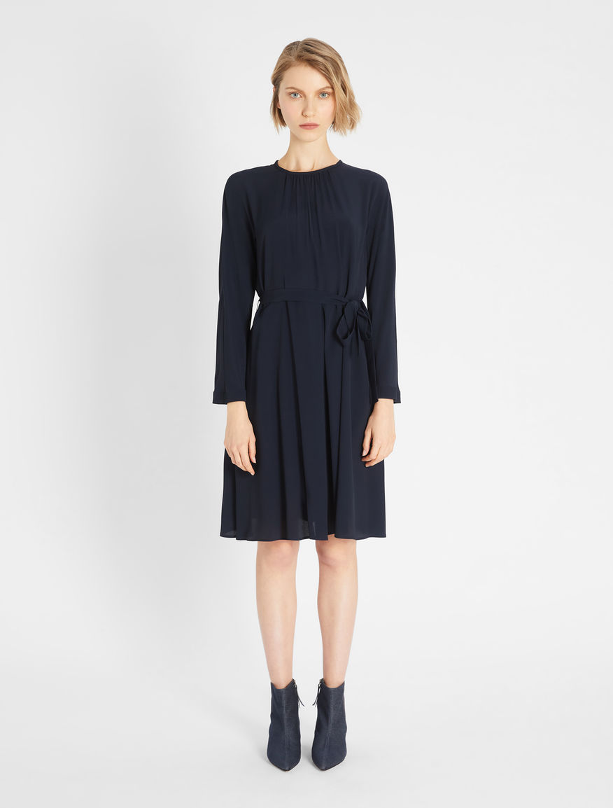 Silk crêpe de chine dress Weekend Maxmara