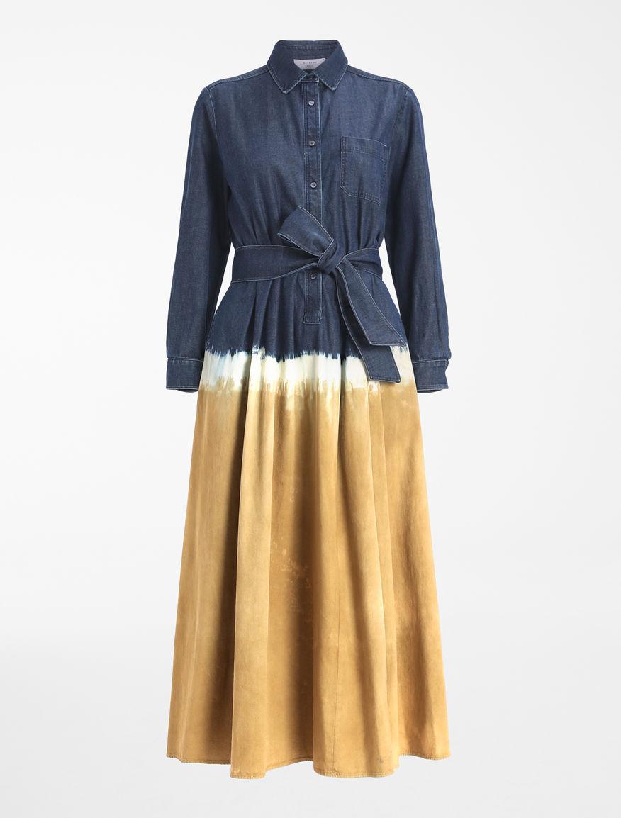 Cotton denim dress Weekend Maxmara