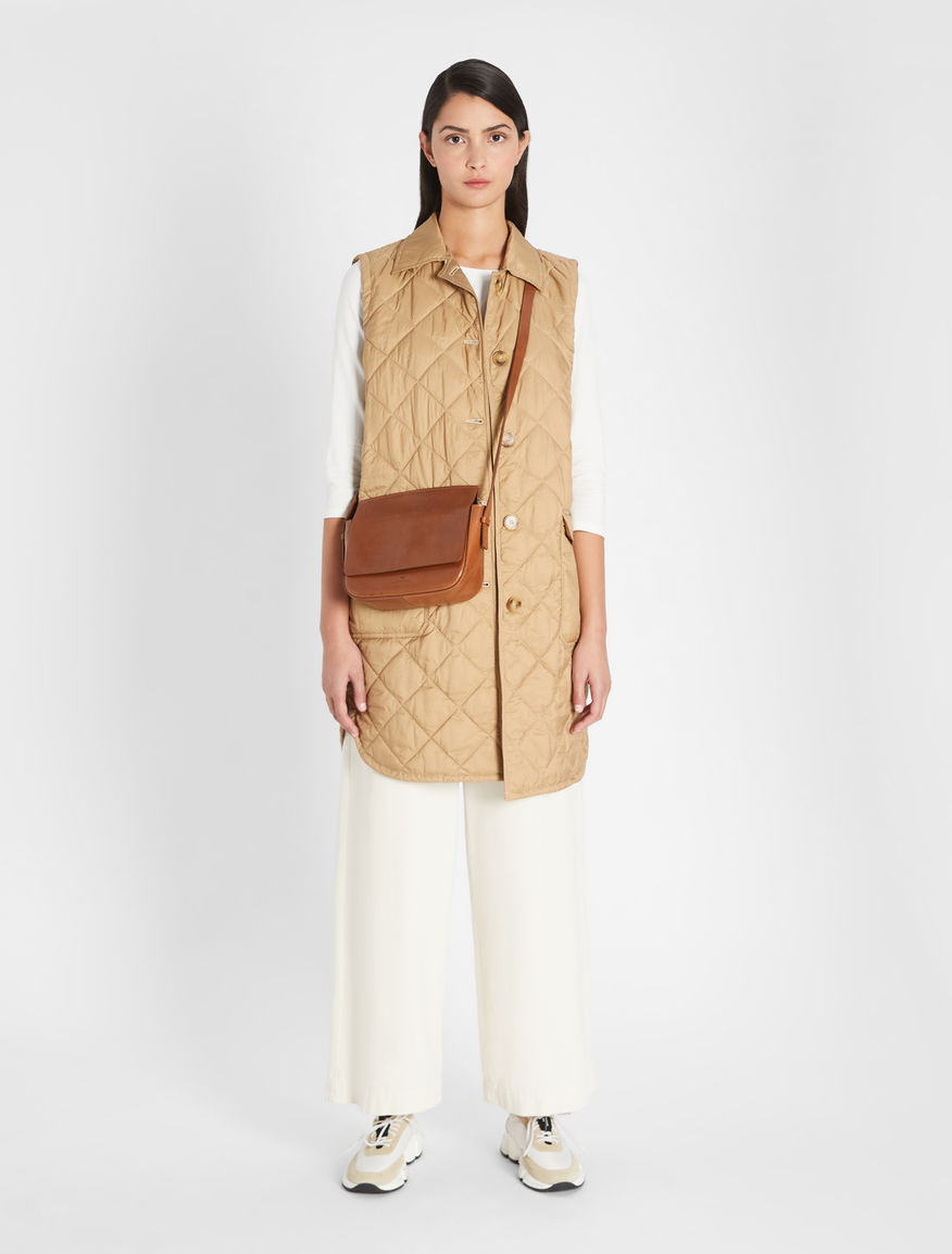 Water-repellent nylon gilet Weekend Maxmara
