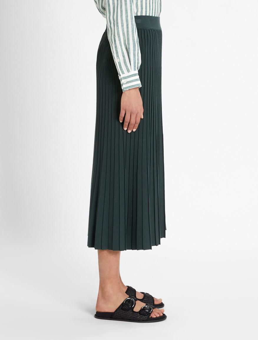 Flutterflies knit skirt Weekend Maxmara