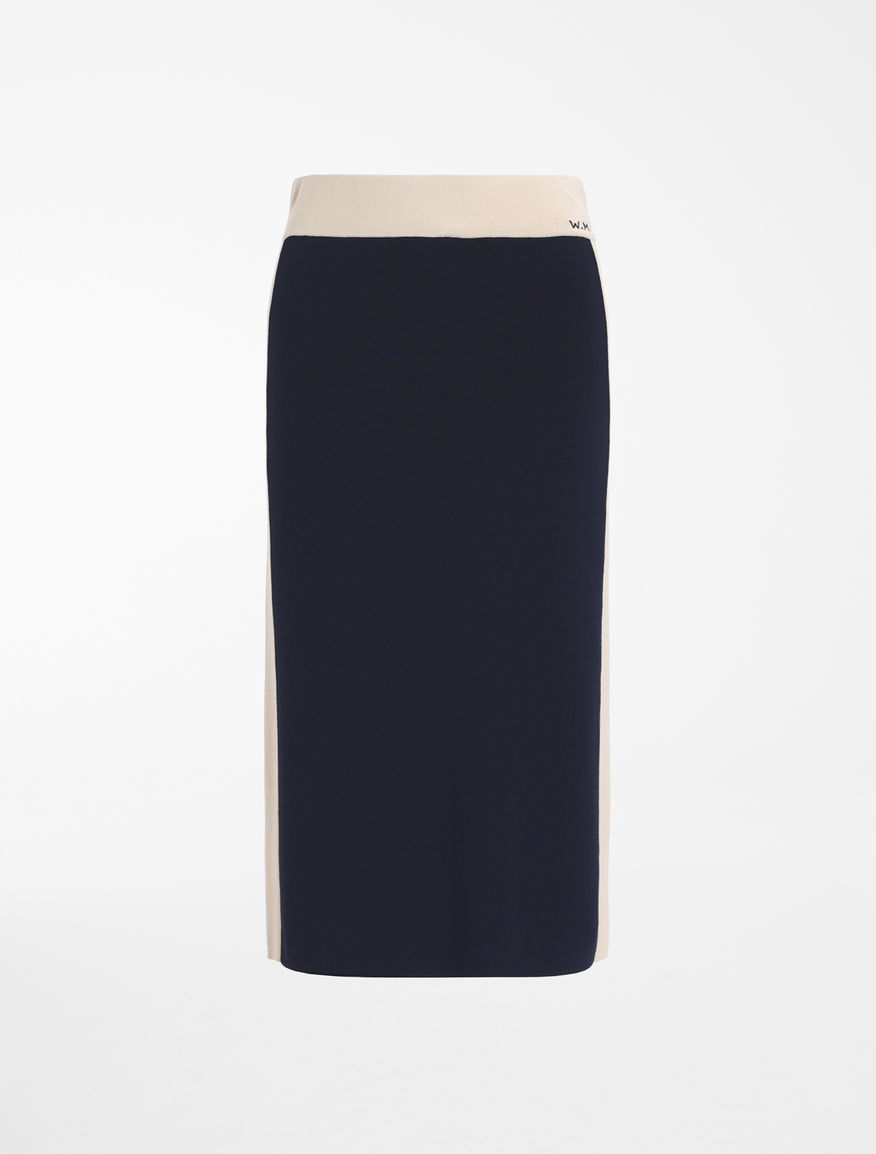 Viscose yarn skirt  Weekend Maxmara