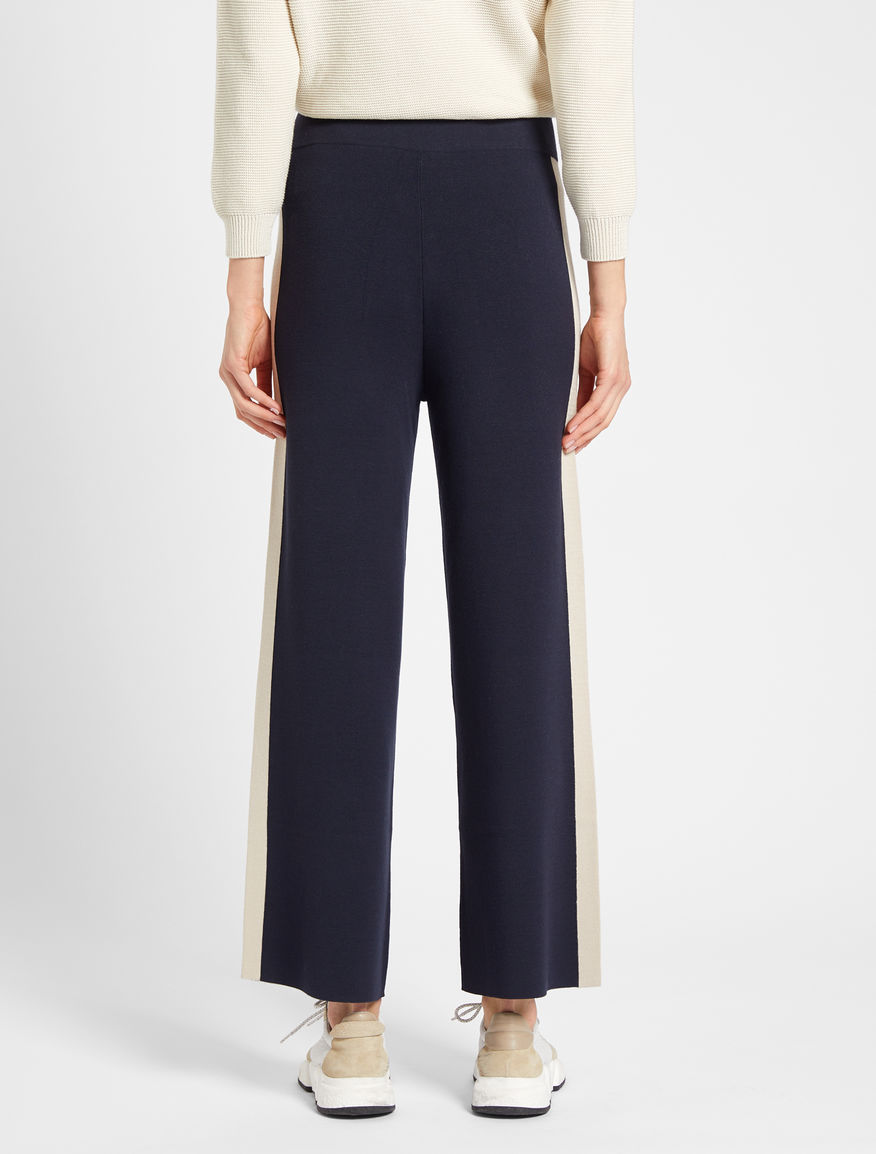 Viscose yarn trousers Weekend Maxmara