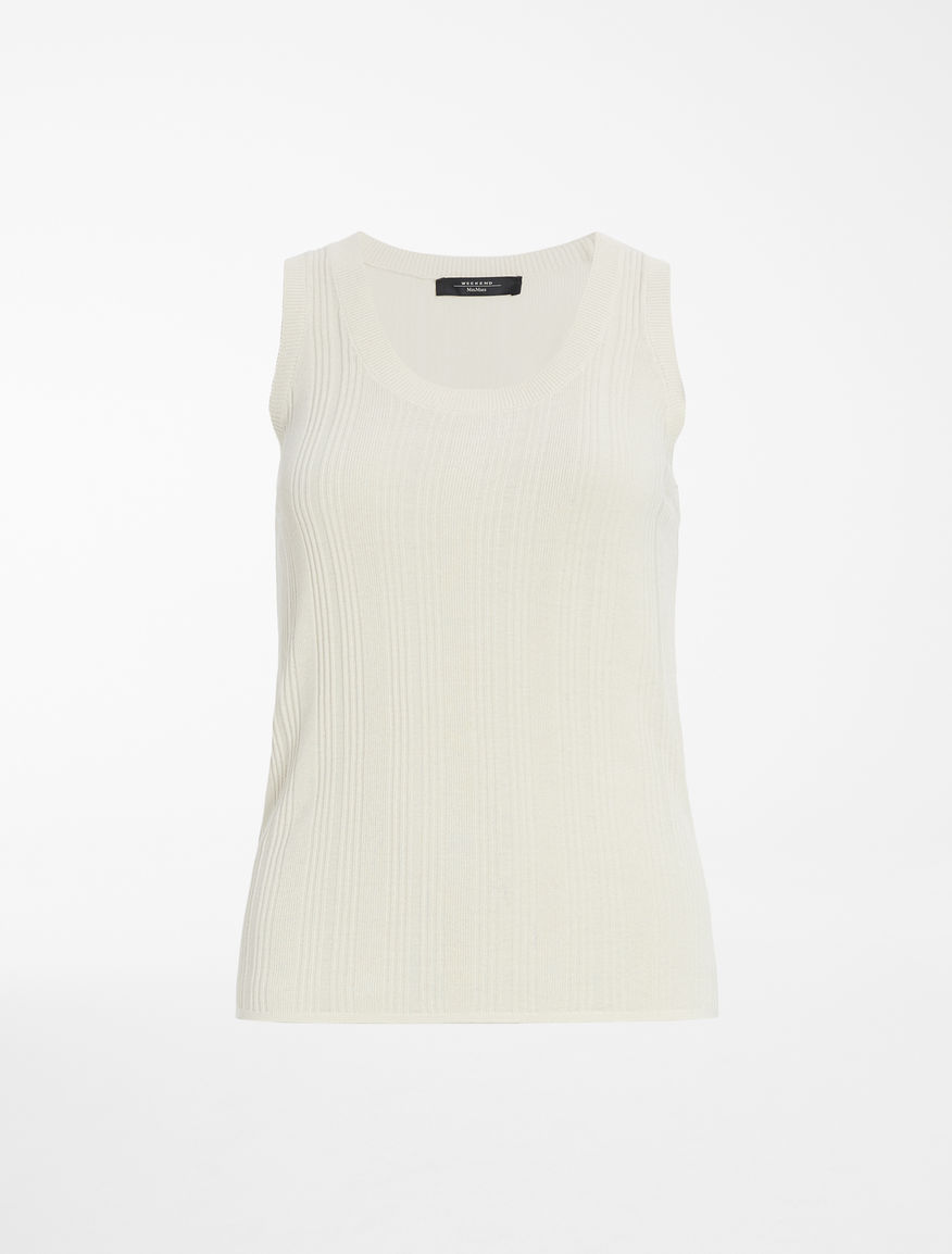 Viscose knit top Weekend Maxmara