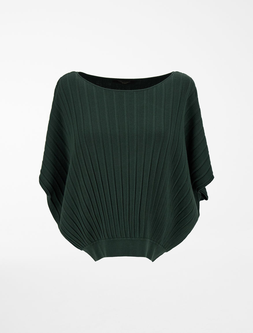 Pleated viscose top Weekend Maxmara