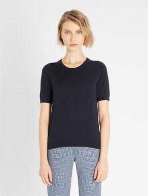 Silk and cotton yarn sweater Weekend Maxmara