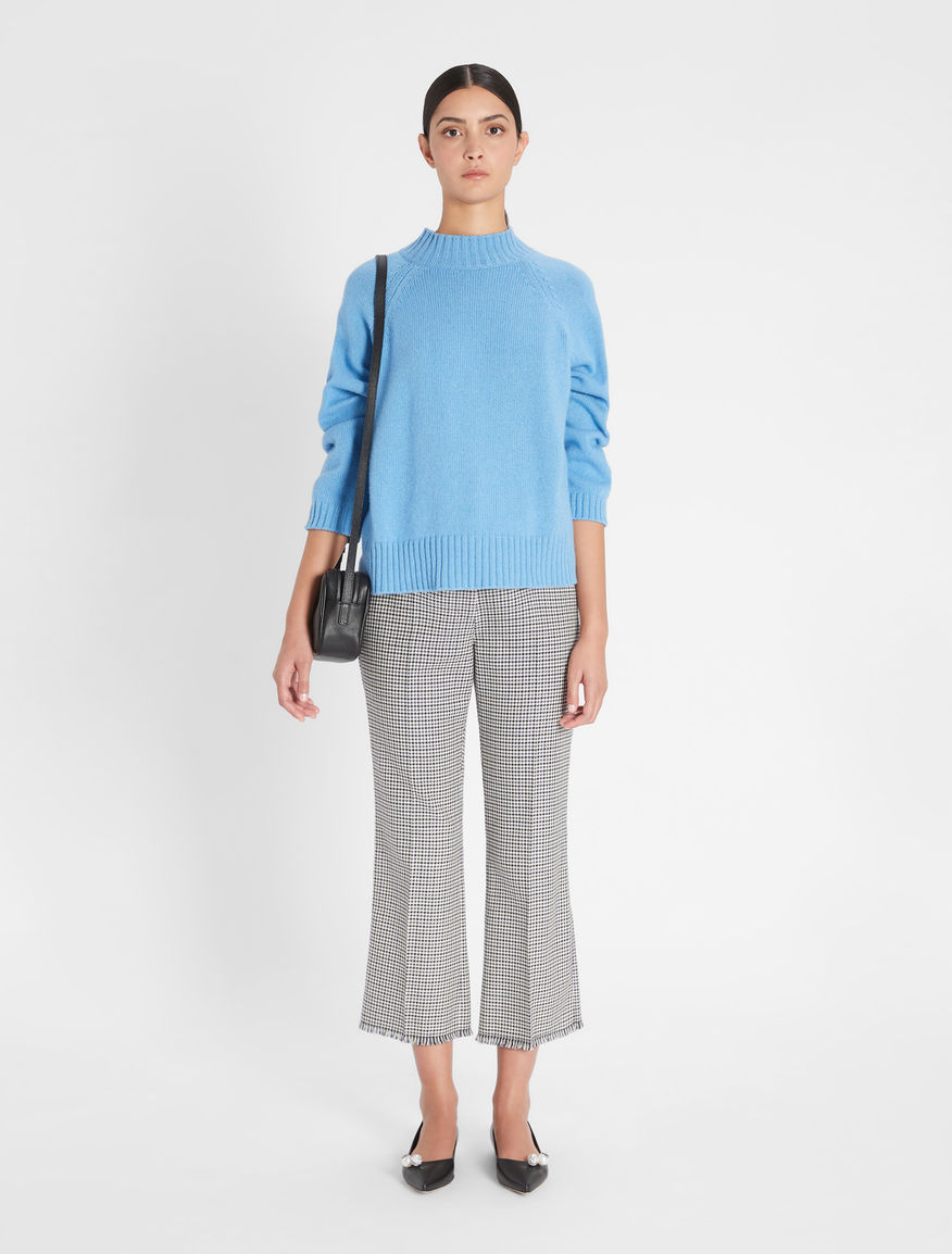 Silk and wool yarn sweater Weekend Maxmara