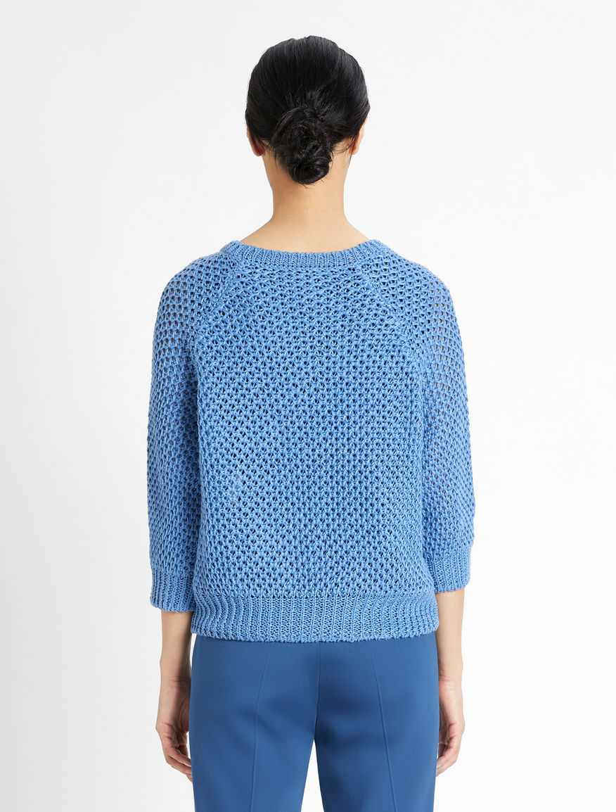 Linen knit pullover Weekend Maxmara