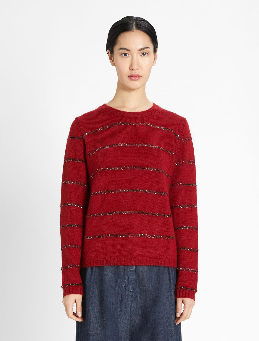 Mohair yarn sweater Weekend Maxmara