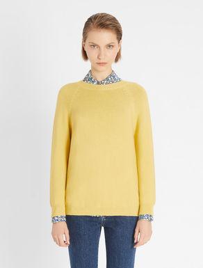 Cotton cordonnet sweater Weekend Maxmara