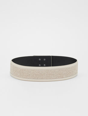 Raffia belt Weekend Maxmara
