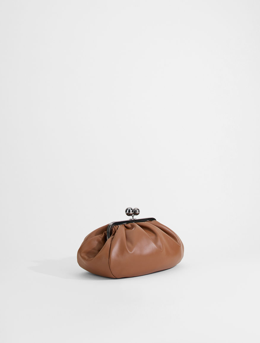 Nappa leather Pasticcino Bag Weekend Maxmara