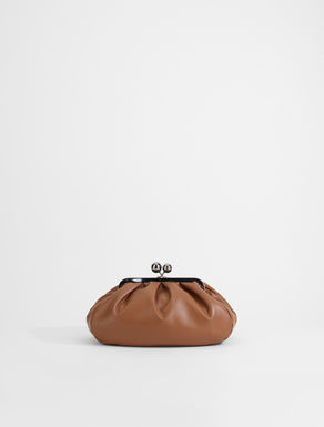 Nappa leather Pasticcino Bag Weekend Maxmara