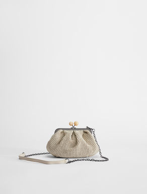 Pasticcino Bag small in rafia Weekend Maxmara