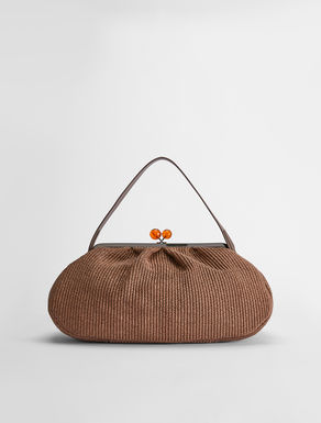 Large raffia Pasticcino bag Weekend Maxmara