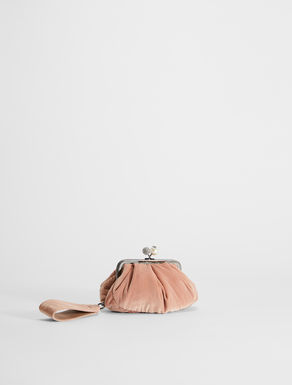 Pasticcino Bag small in velluto Weekend Maxmara