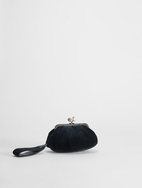 Small velvet Pasticcino Bag Weekend Maxmara