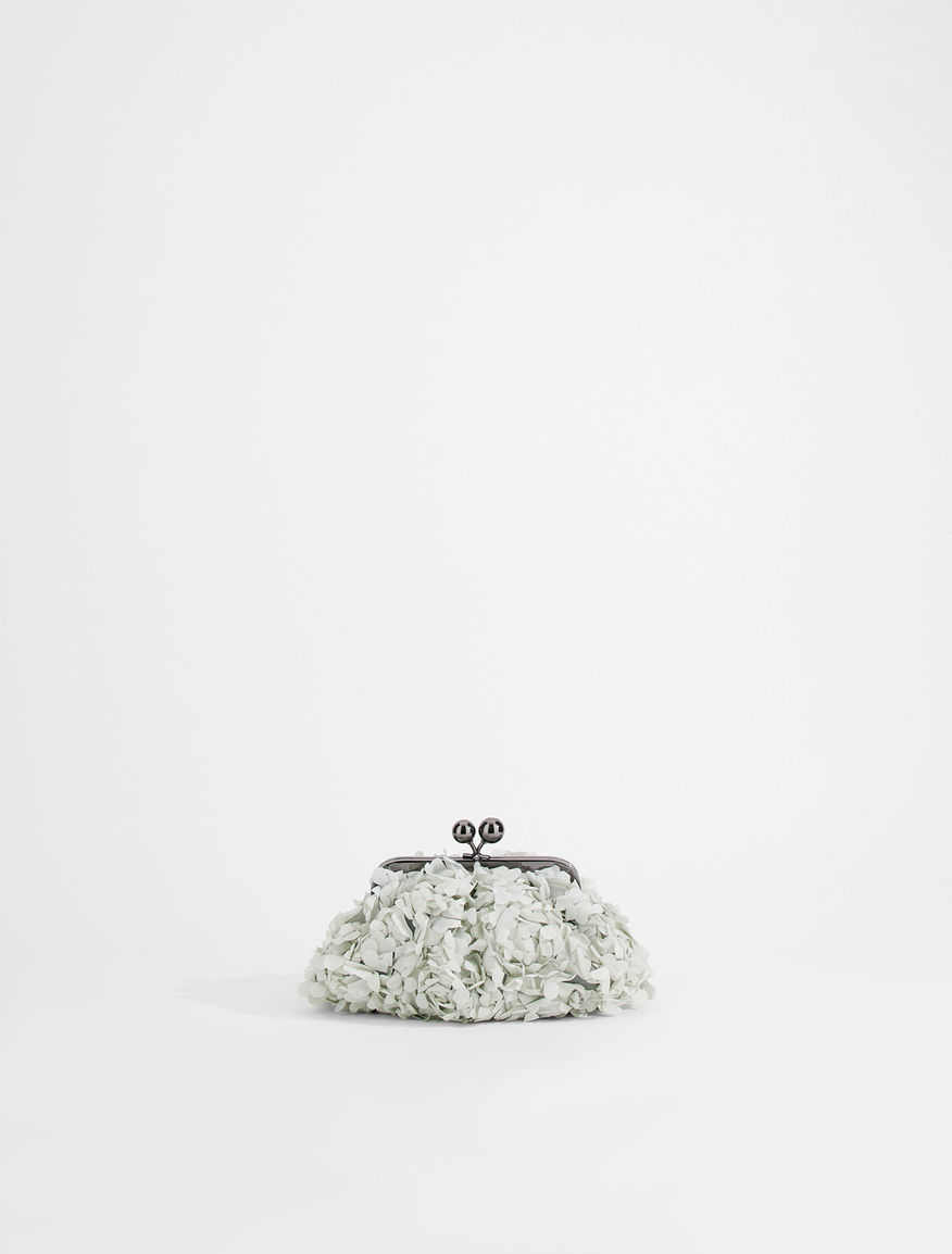 Small embroidered tulle Pasticcino Bag Weekend Maxmara