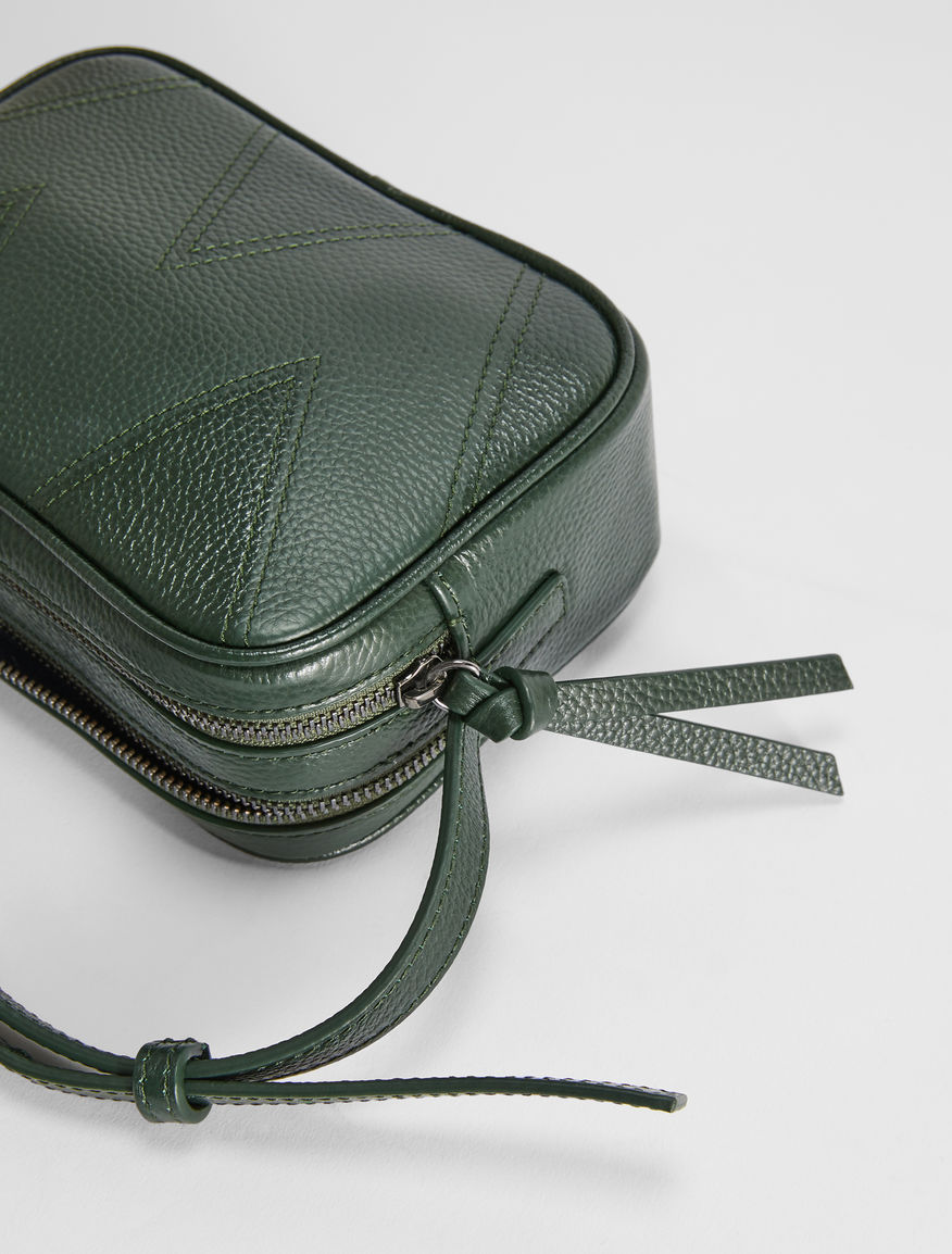 Camera Bag in pelle stampa cervo Weekend Maxmara
