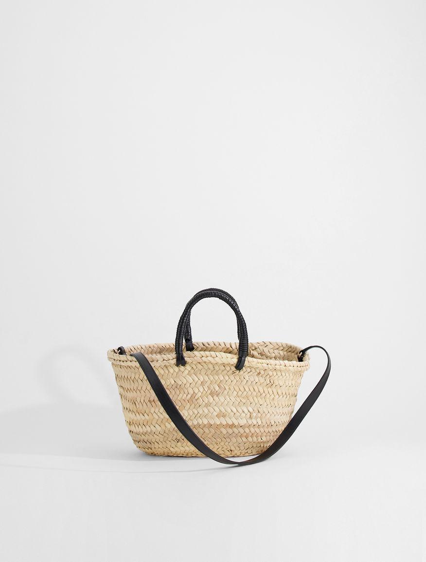 Woven straw shopper Weekend Maxmara