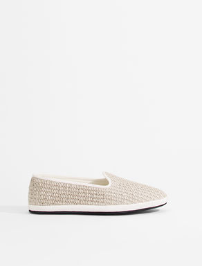 Raffia loafers Weekend Maxmara