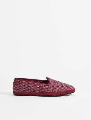 Raffia loafers Weekend Maxmara