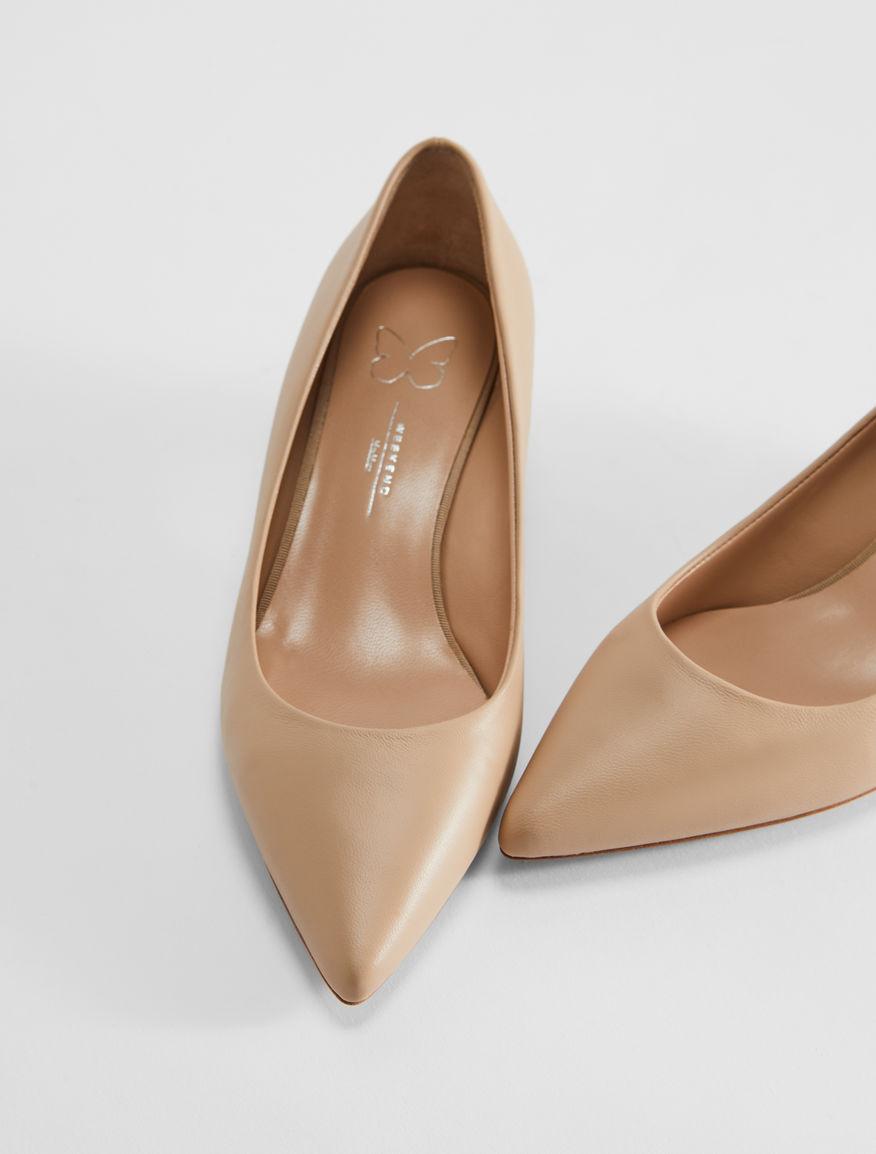 Plongé nappa heels Weekend Maxmara