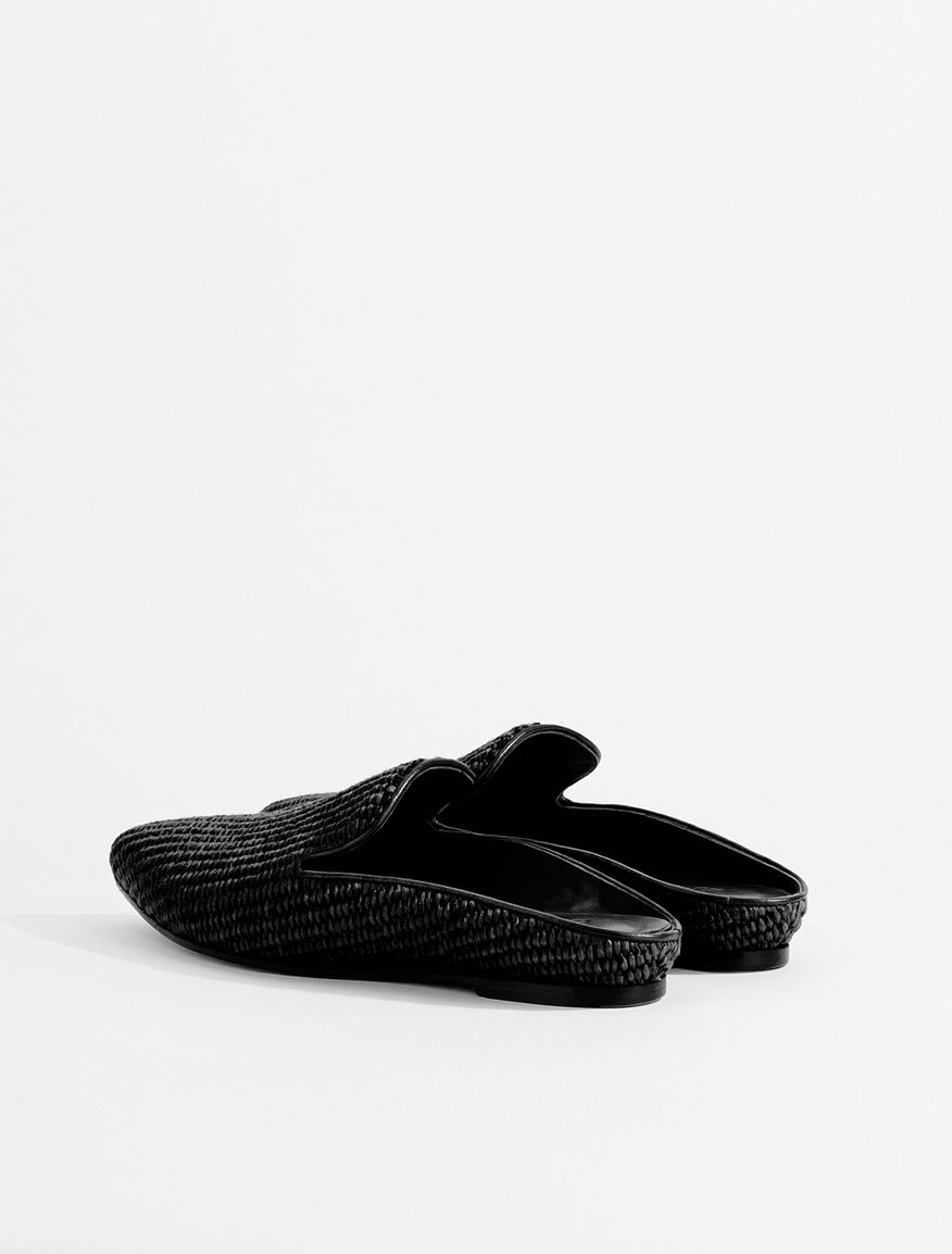Raffia clogs Weekend Maxmara