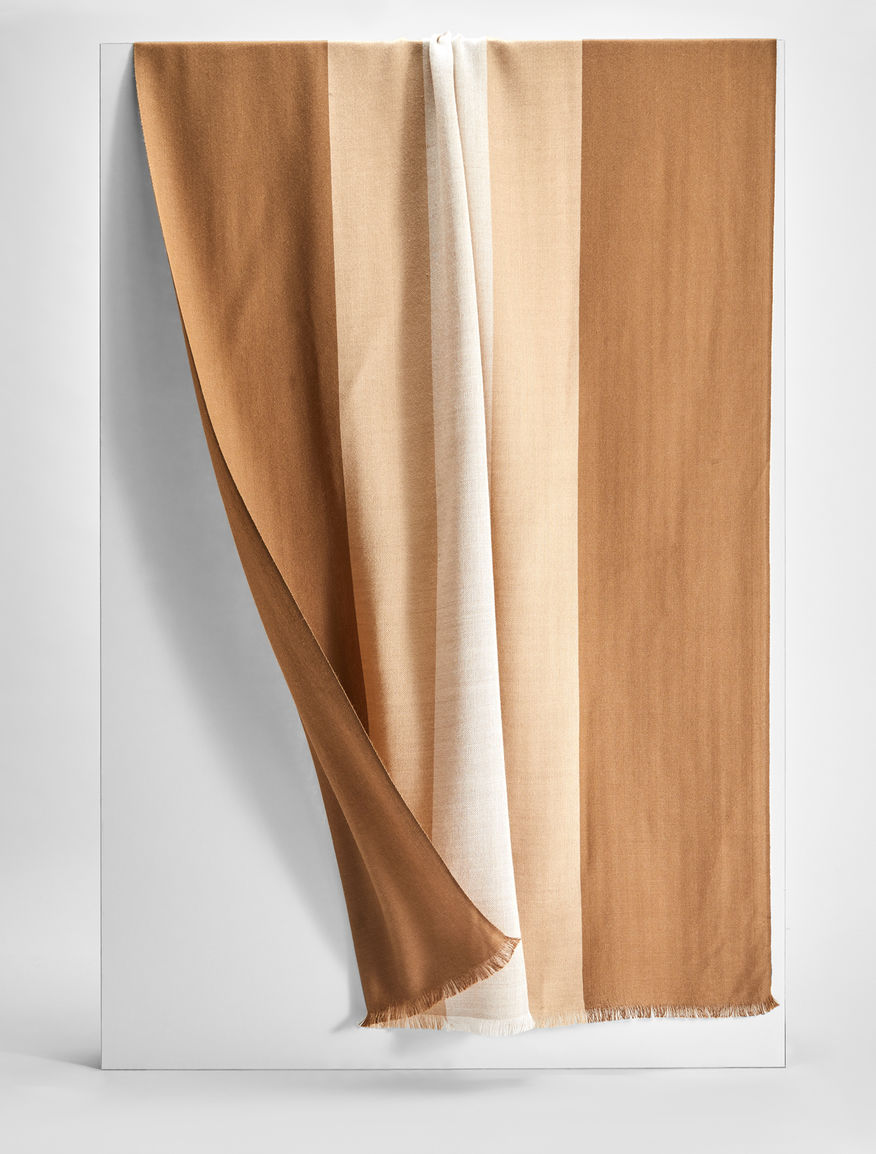 Wool and silk stole Weekend Maxmara