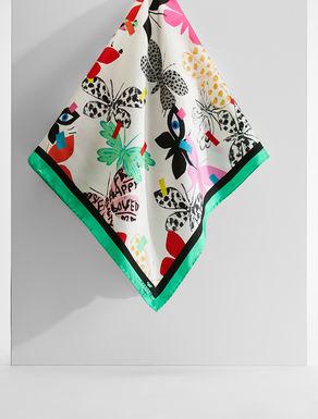 Flutterflies scarf Weekend Maxmara