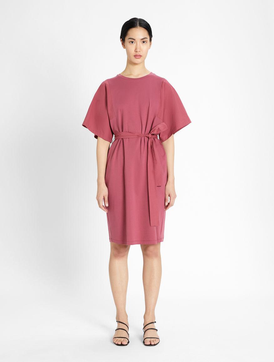 Jersey and cotton poplin dress Weekend Maxmara