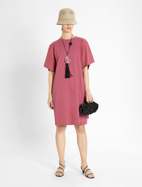 Jersey and cotton poplin dress Weekend Maxmara