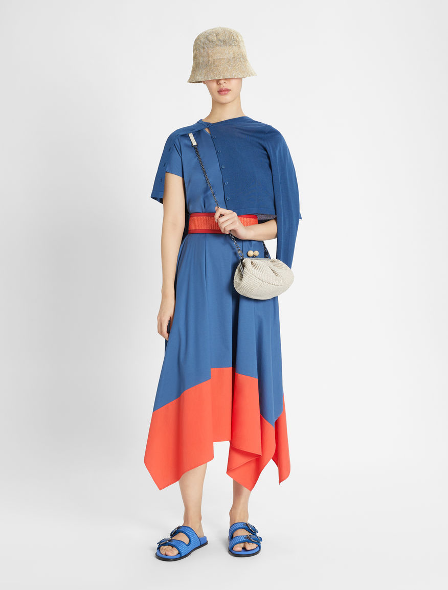 Cotton jersey dress Weekend Maxmara