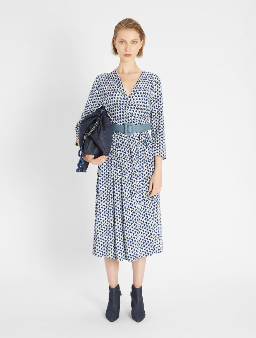 Viscose jersey dress Weekend Maxmara