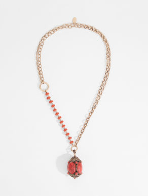 Chain necklace with large pendant Weekend Maxmara