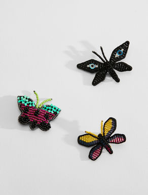 Set of butterfly brooches Weekend Maxmara