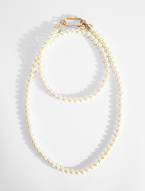 Long necklace with beads Weekend Maxmara